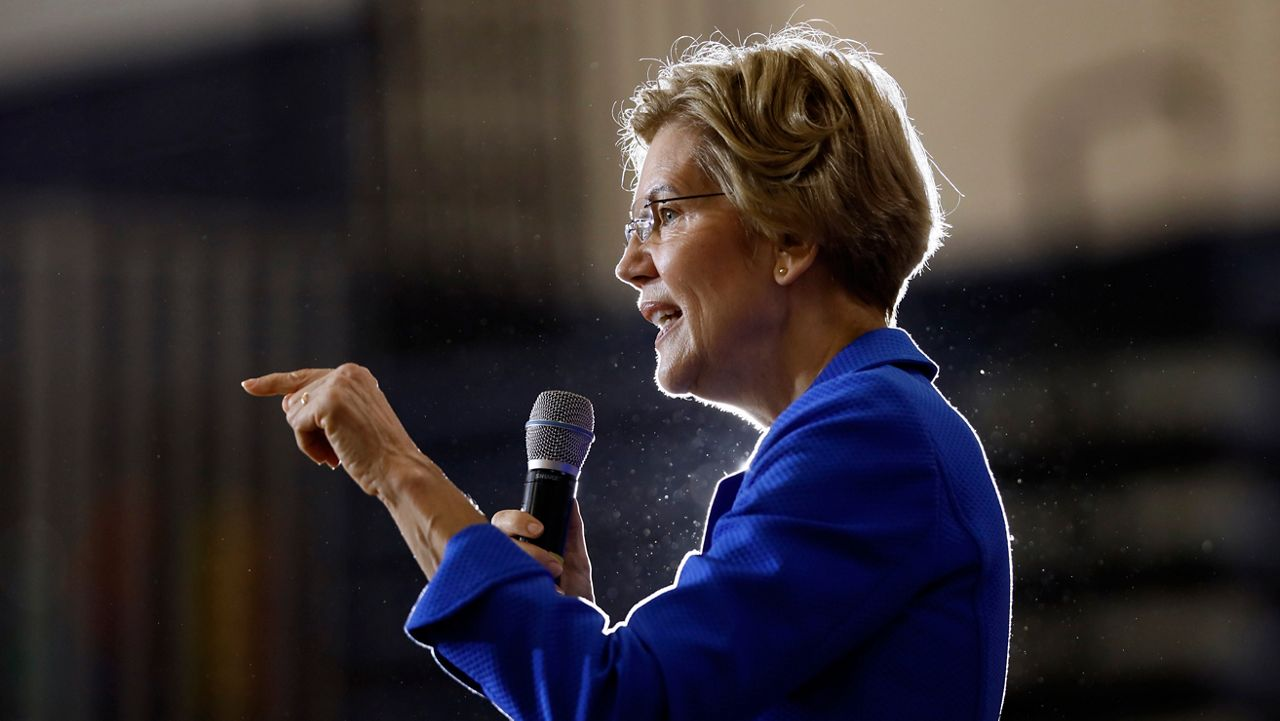 St. Pete Activists Announce Their Support For Elizabeth Warren for President