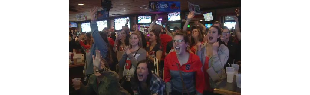 Local Syracuse University Basketball Fans Excited About Elite Eight