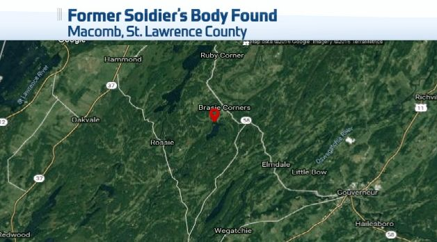Investigators Find Body of Fort Drum Soldier After Macomb