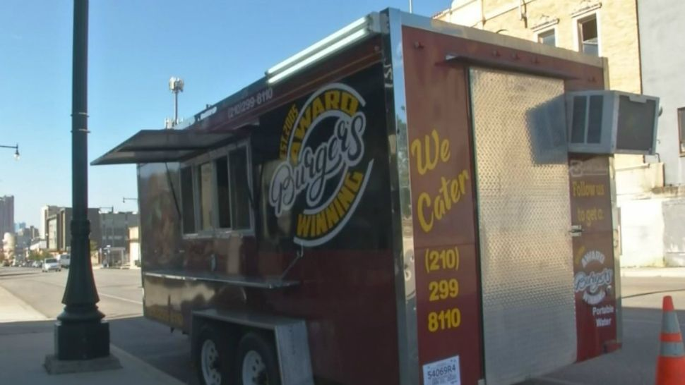 San Antonio Burger Joint Hitting the Road with New Food Truck Trailer