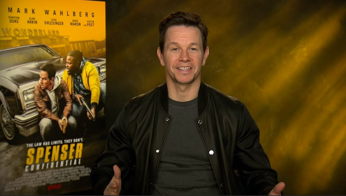 5 Things To Know Mark Wahlberg S Spenser Confidential