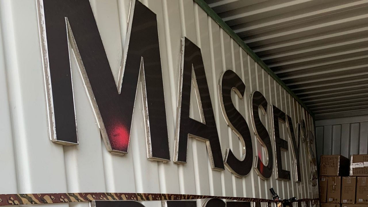 Iconic Massey's Sign to Be Repurposed
