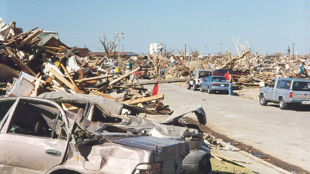 20 Years Since a Record Tornado Outbreak in Oklahoma