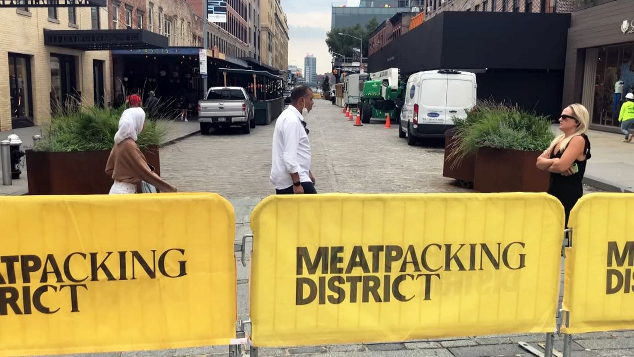 Meatpacking District to make 'Open Streets' permanent