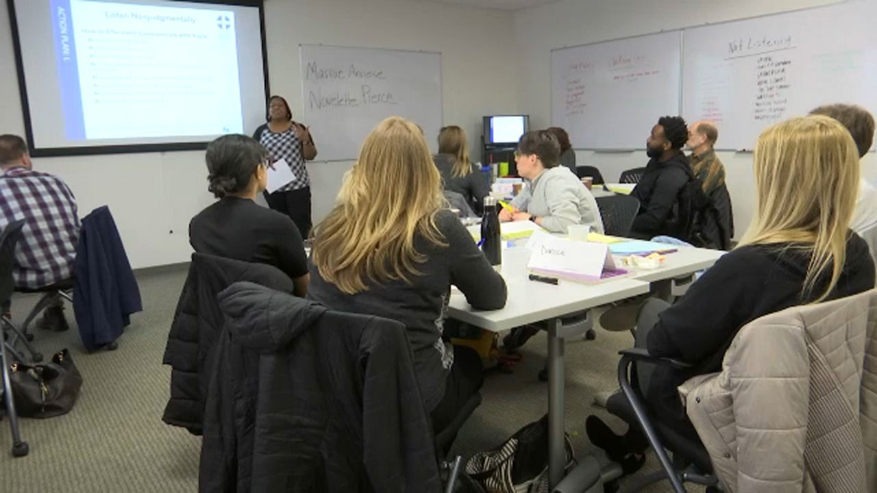 Adults Learn How to Support Children Suffering From Mental Health Illnesses