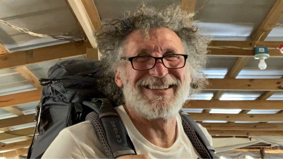 Austin Man Returns From 994-Mile Trek Along Texas-Mexico Border
