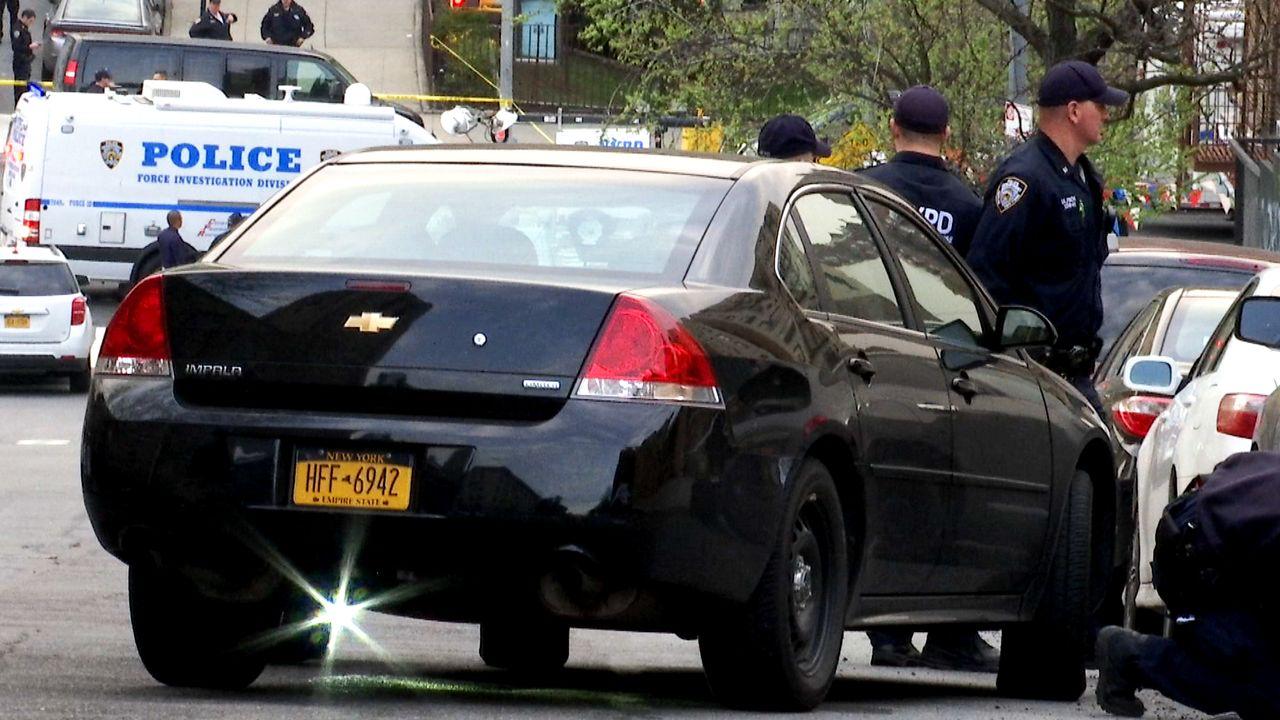 NYPD: Officer Shot in Manhattan