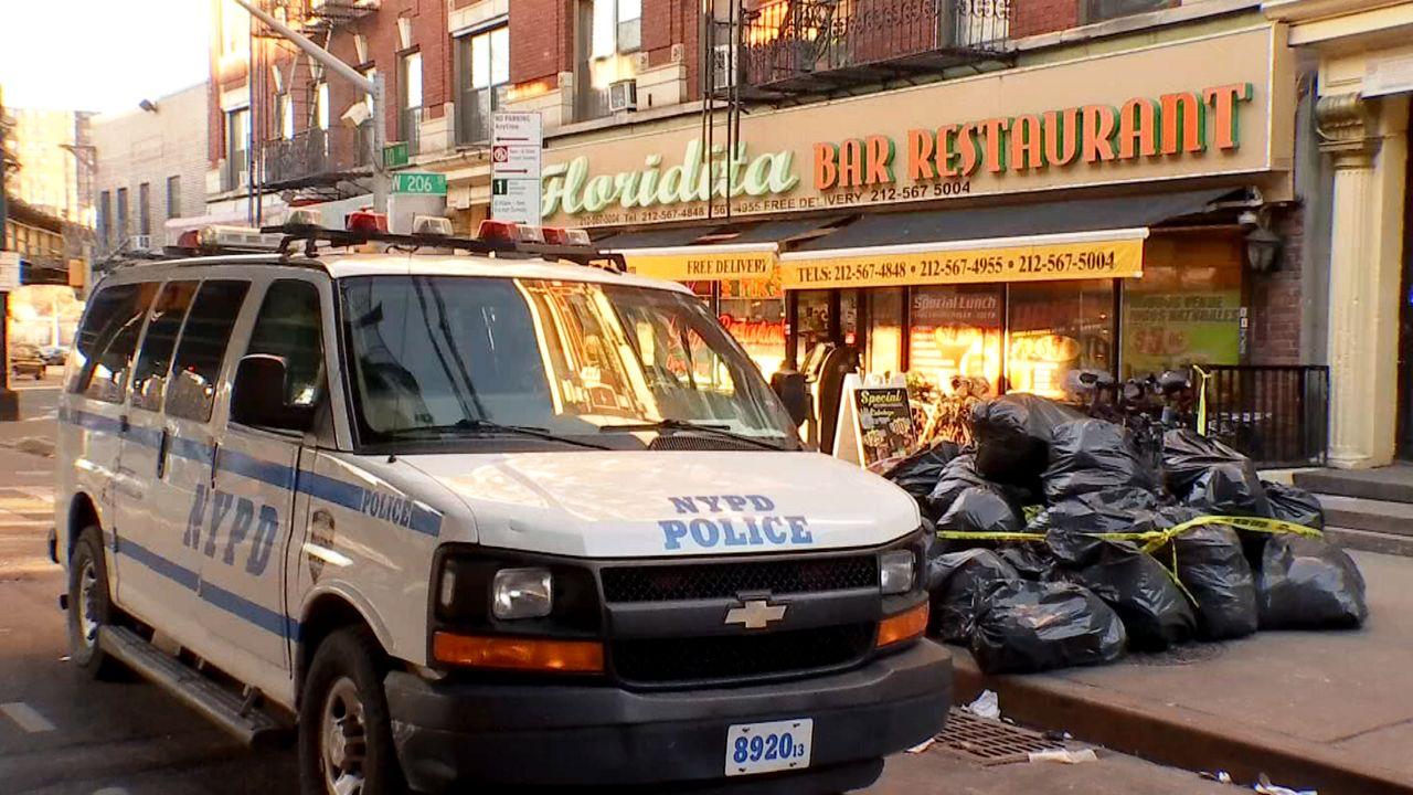Un muerto y un herido tras balacera en restaurante de Inwood