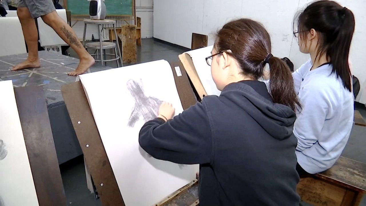 High Schoolers Get Design Time At Pratt Institute