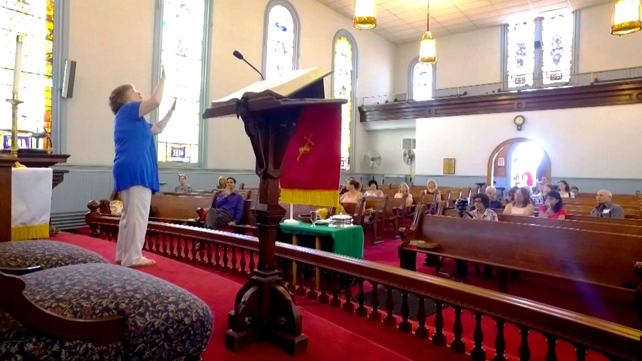 Staten Island Church is a Sign of Faith