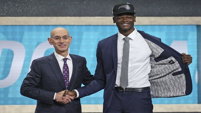 Orlando drafts Bamba out of Texas with sixth pick