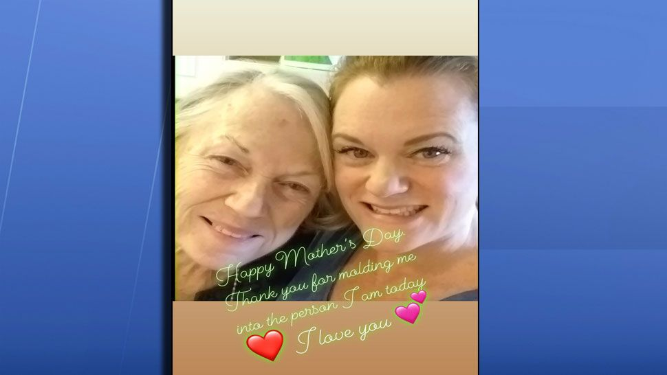 """Sent via Spectrum Bay News 9 app: """"She taught me so many things, strength, courage, kindness, and gratitude. Her love was unwavering and I thank God everyday for her."""" (Jennifer Blackwell, Viewer)"""