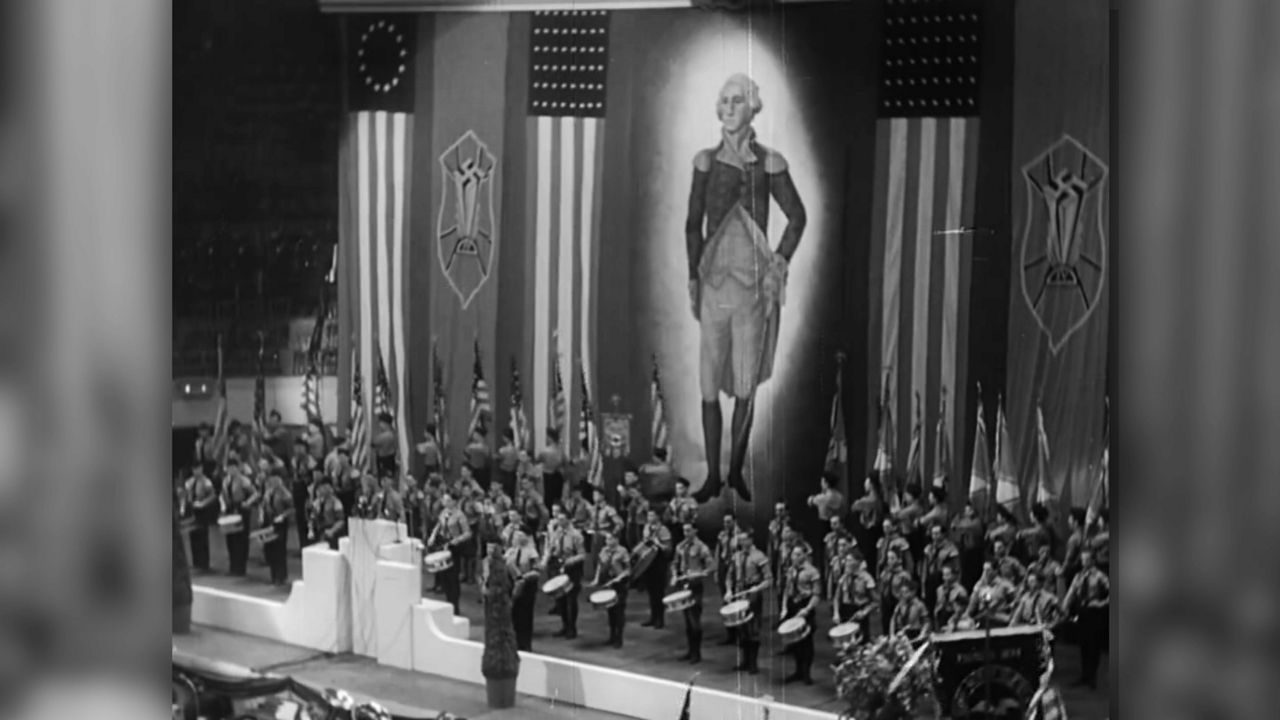 80 Years Ago: 20,000 People Rallied for Nazis at MSG