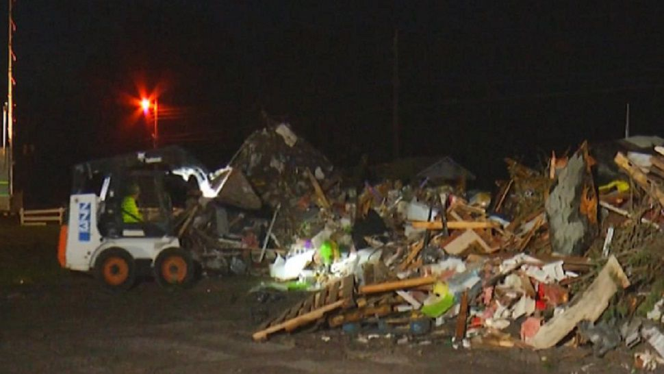 Church Food Bank Still Serving Community Despite Tornado Destruction
