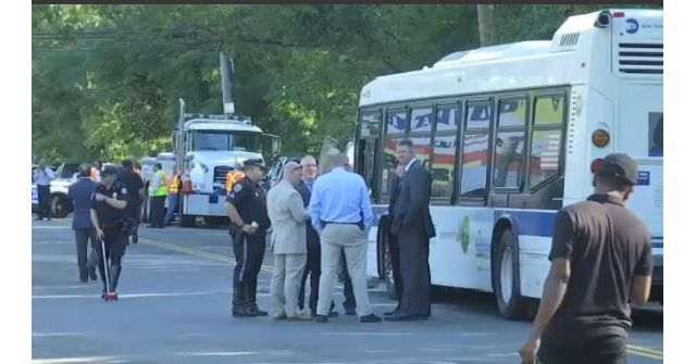 Mta Bus Staten Island Van