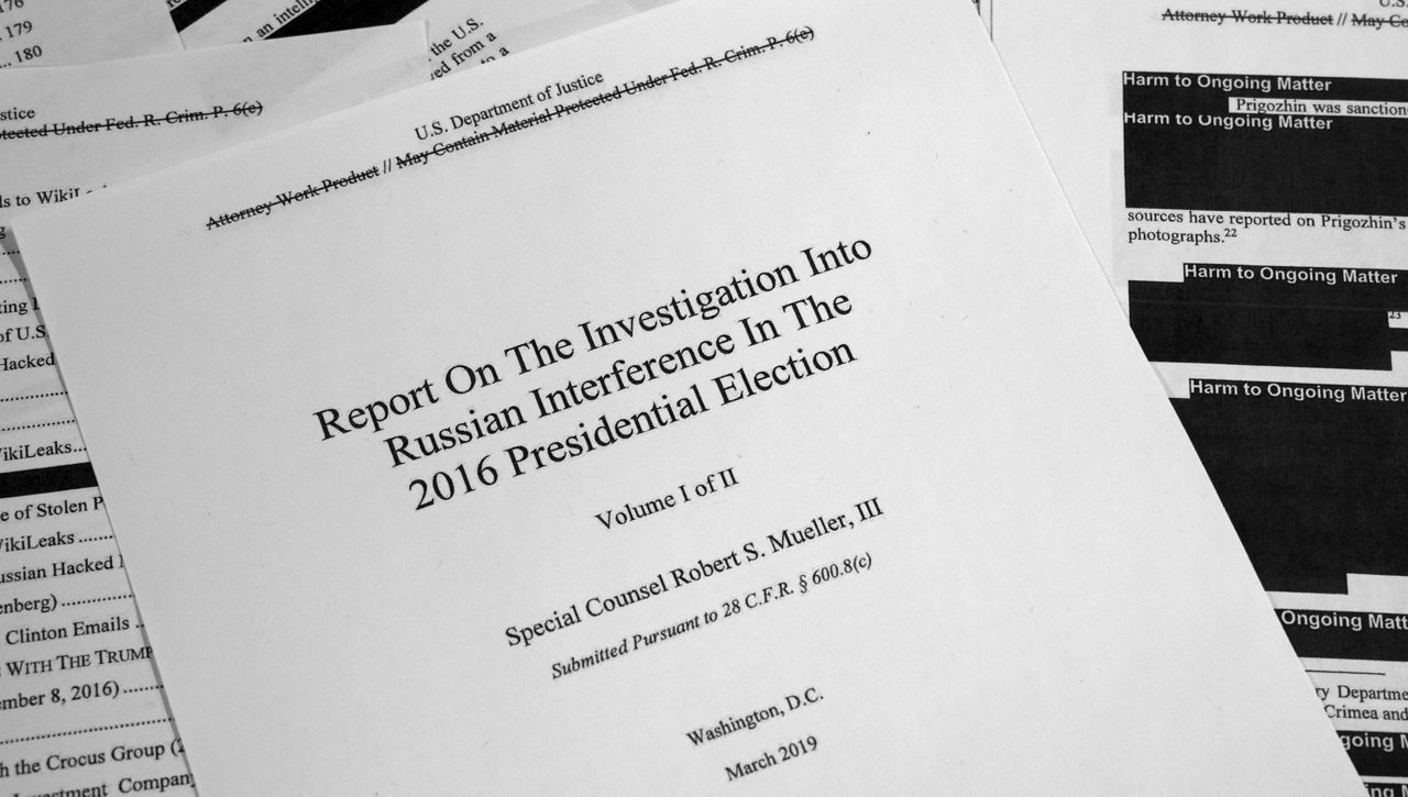 Florida Mentioned at Least 30 Times in Mueller Report