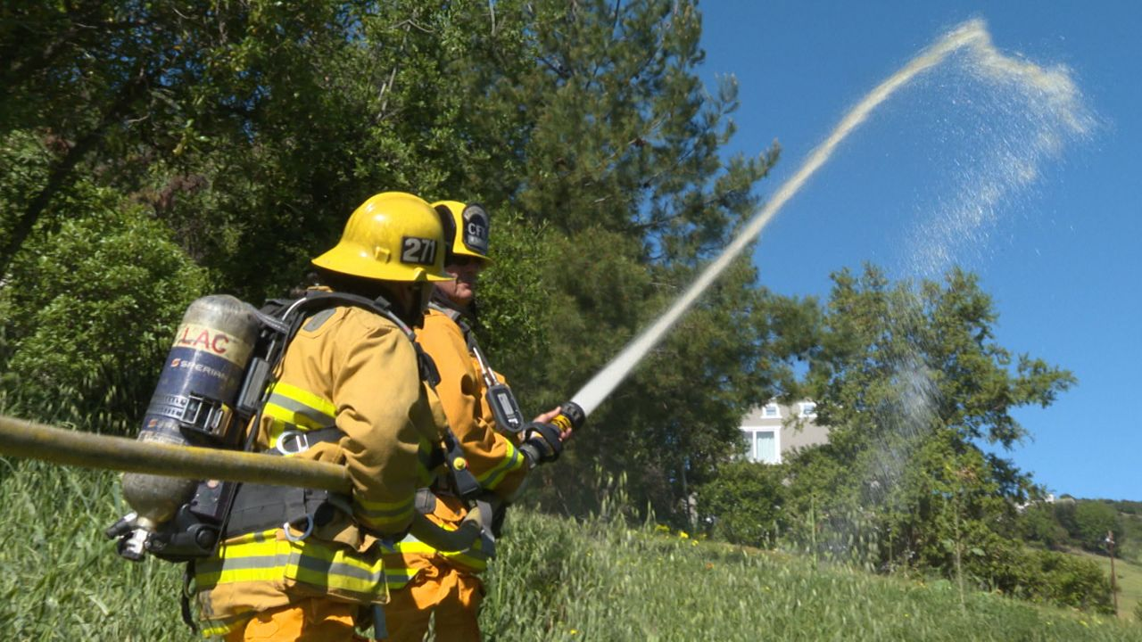 Wildfires   Spectrum News 1