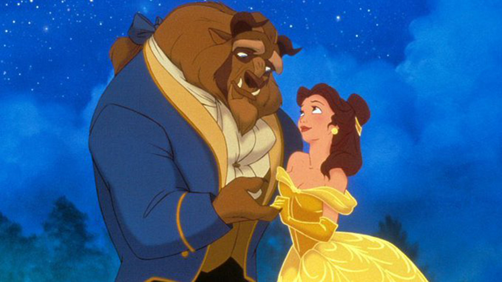 Disney Shares Peek At Beauty And The Beast Sing Along
