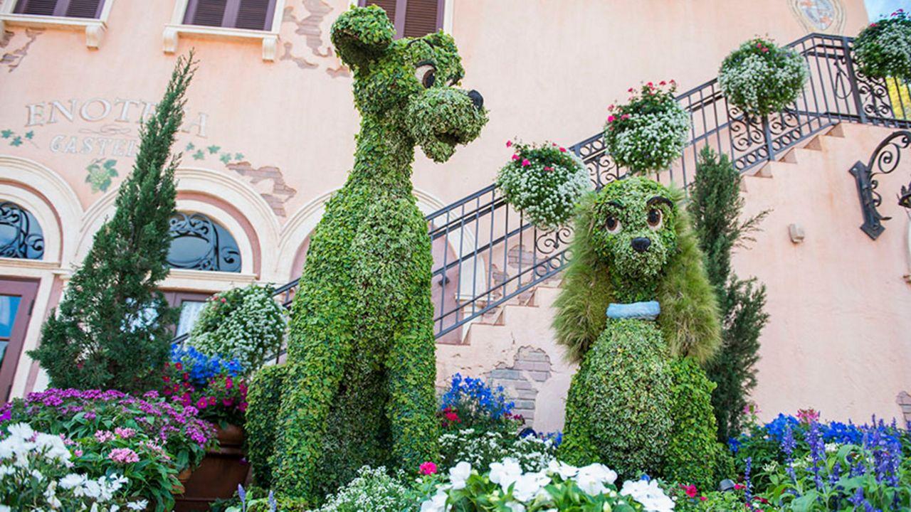 Disney Sets Dates For Flower And Garden Festival 2021
