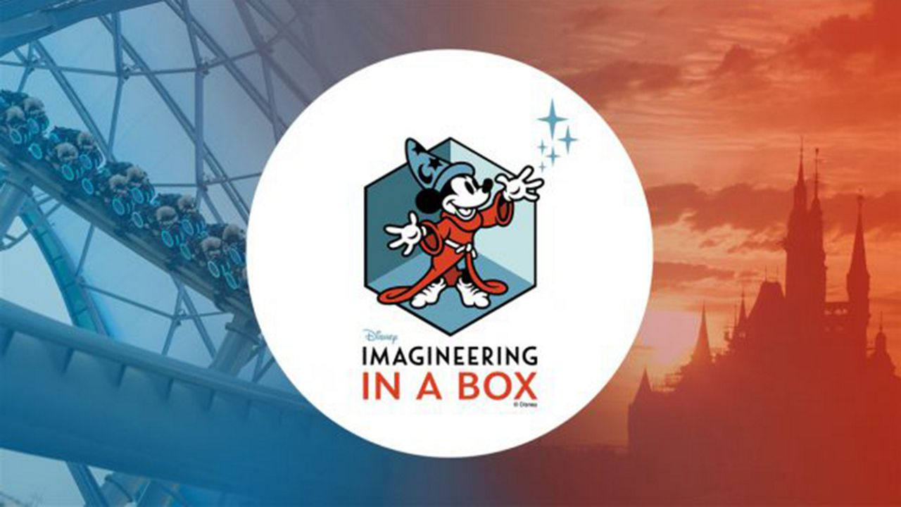 Image result for imagineering in a box