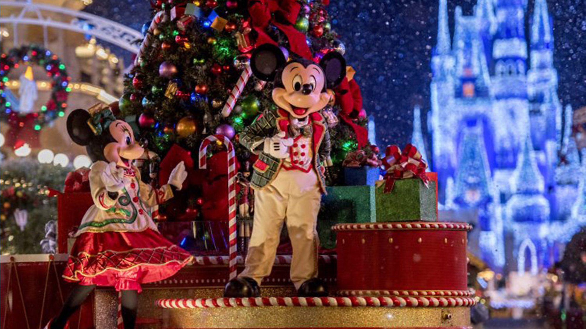 Mickeys Very Merry Christmas Party.Mickey S Very Merry Christmas To Feature Attraction Overlays