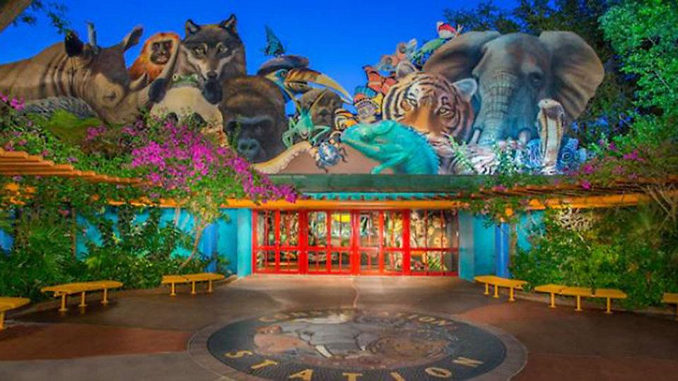 Rafiki's Planet Watch at Disney's Animal Kingdom (Disney)