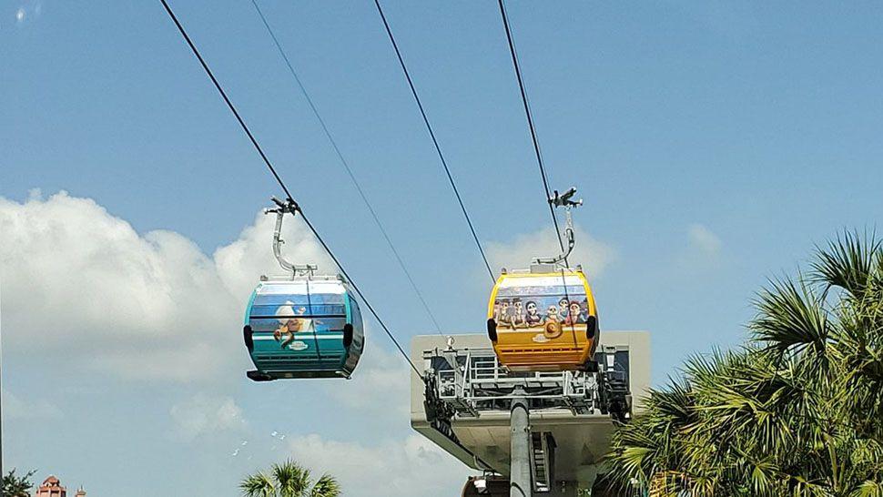 Disney World Hiring Workers for Disney Skyliner