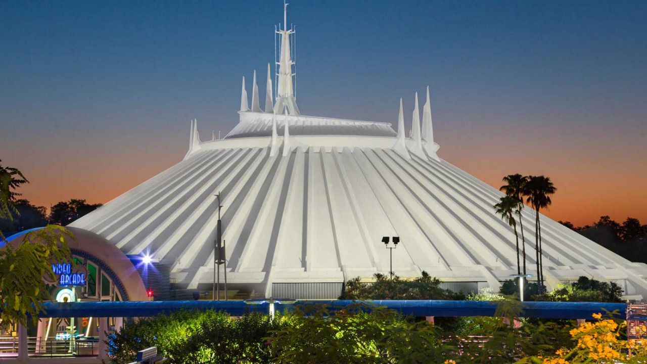 Theme Park Injury Report: Woman Passes Out After Riding Space Mountain