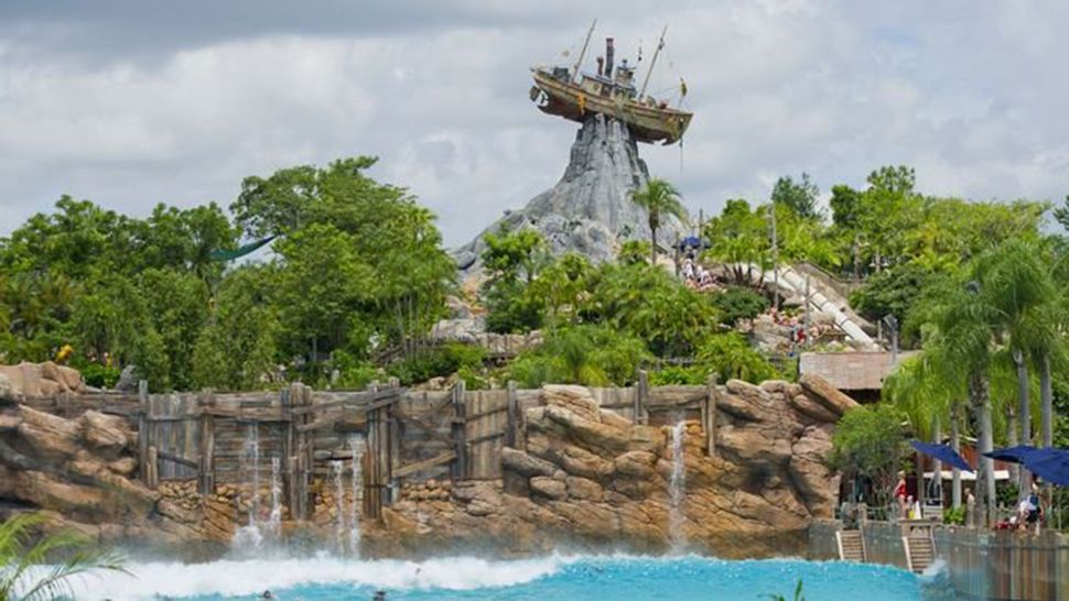 Man Accused of Inappropriately Touching Self at Disney's Typhoon Lagoon