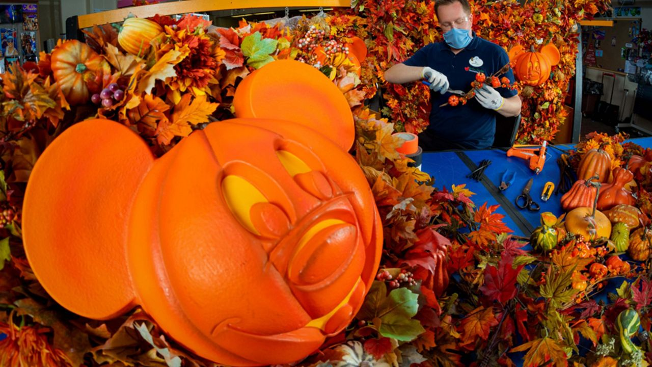 Disney Reveals Fall Halloween ferings for Magic Kingdom