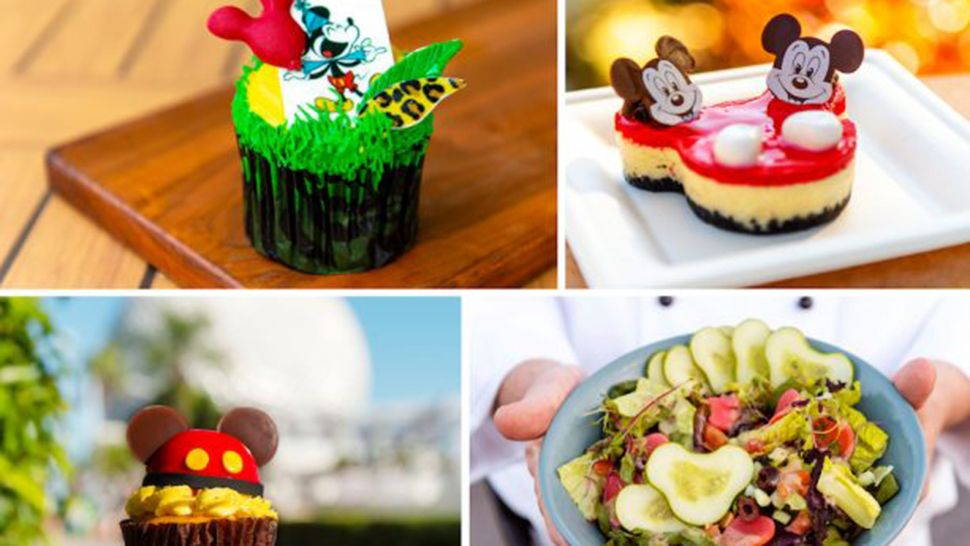 Outstanding Disney World To Celebrate Mickeys Birthday With Treats Personalised Birthday Cards Veneteletsinfo