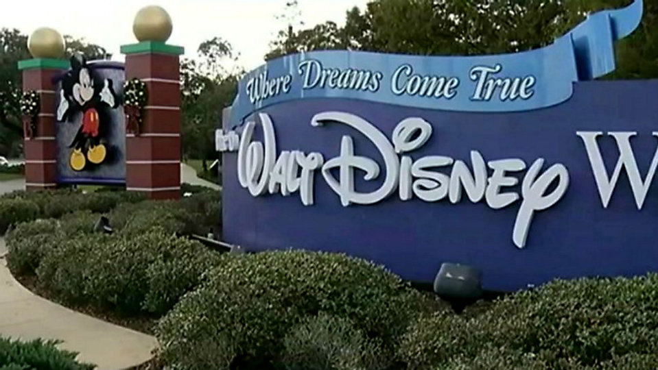 Disney plans to globally eliminate single-use plastic straws and stirrers throughout its operations. (File photo)