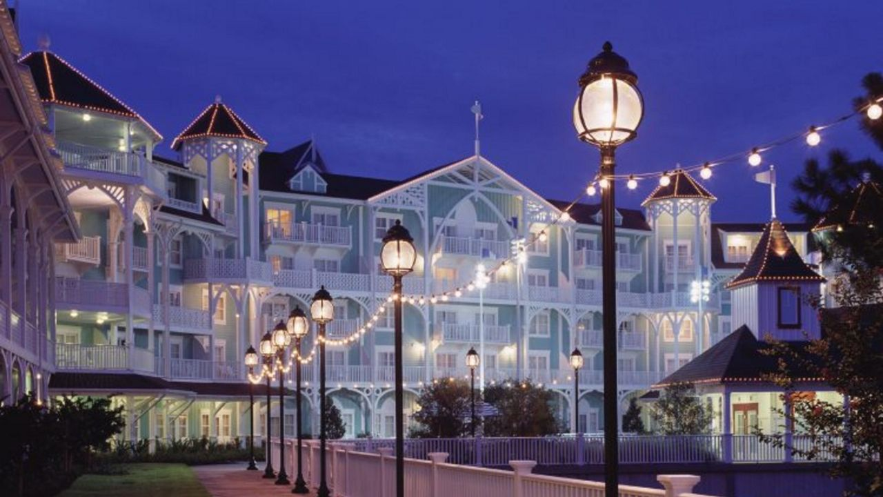 Disney World Reveals Changes To Hotels