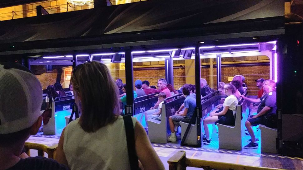 The Fast & Furious - Supercharged party bus