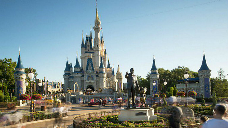 Cinderella Castle at Magic Kingdom. (Disney)