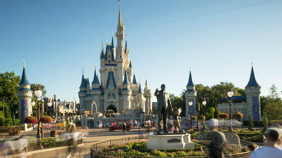 Disney's Magic Kingdom. (Disney)