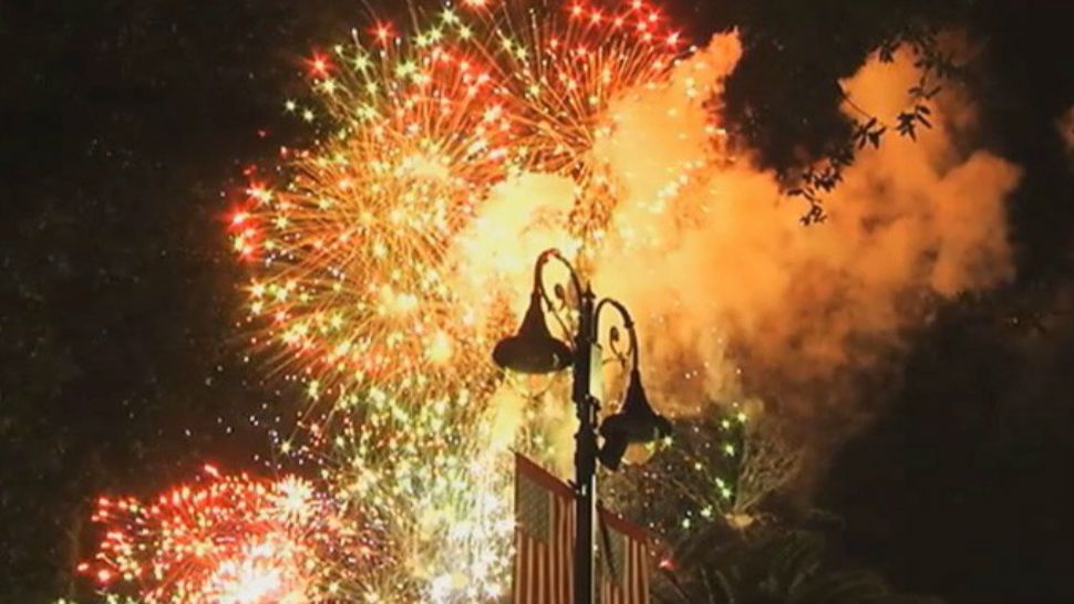 Red Hot and Boom Kicks Off Fourth of July Festivities