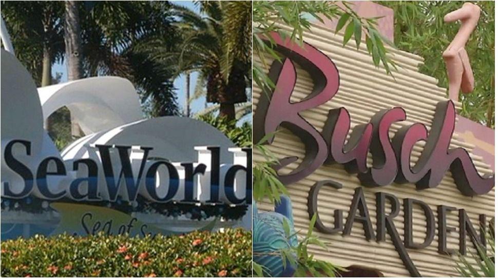 SeaWorld, Busch Gardens Offering Ticket Discount to First Responders