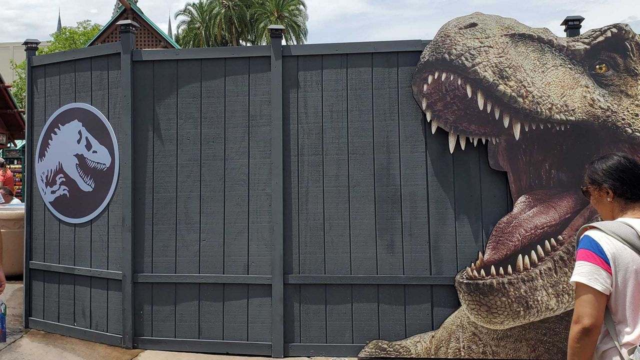Universal Drops Another Hint About Jurassic Park Attraction