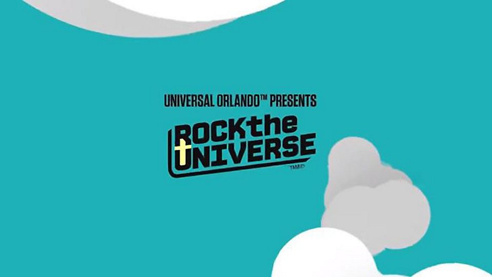 Rock the Universe will return to Universal Orlando in February 2019. (Universal)