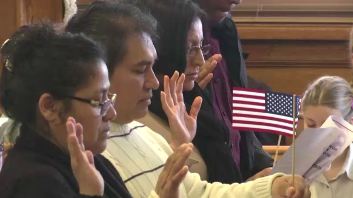 More than 50 become citizens at naturalization ceremony
