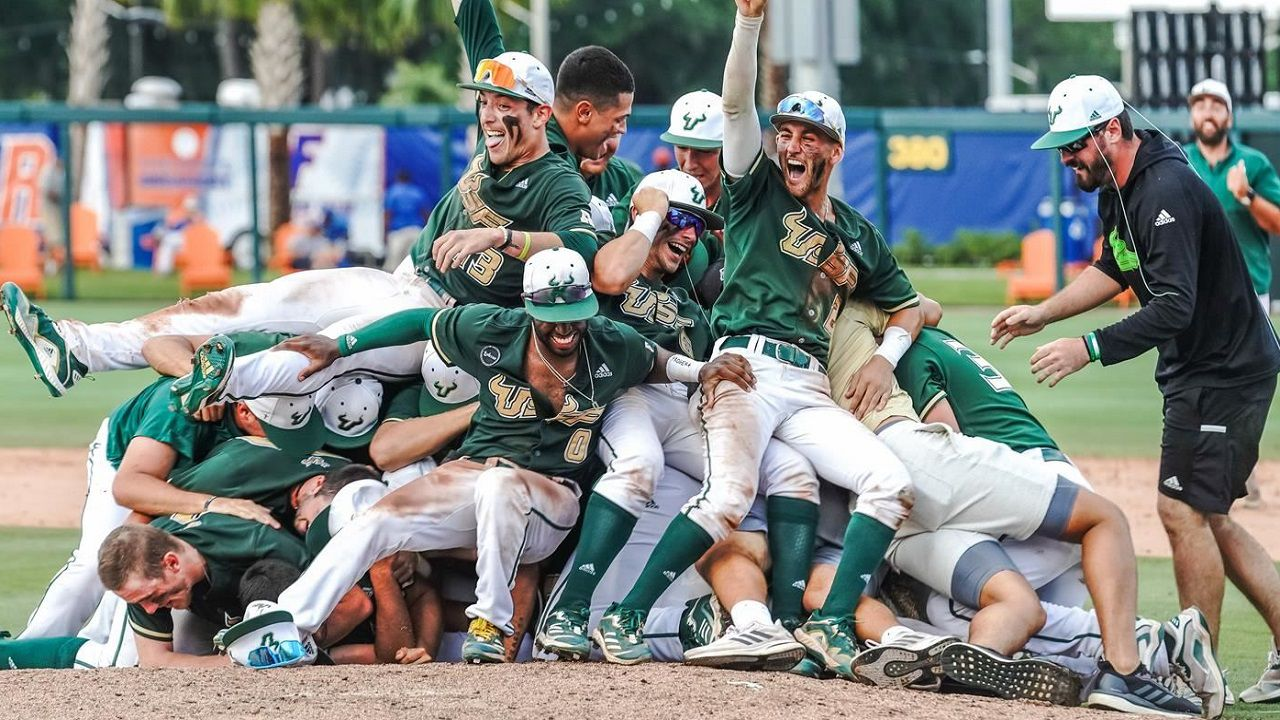 USF reaches super regionals for 1st time in program history