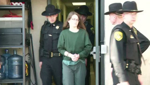 girl accused of killing mother is arraigned