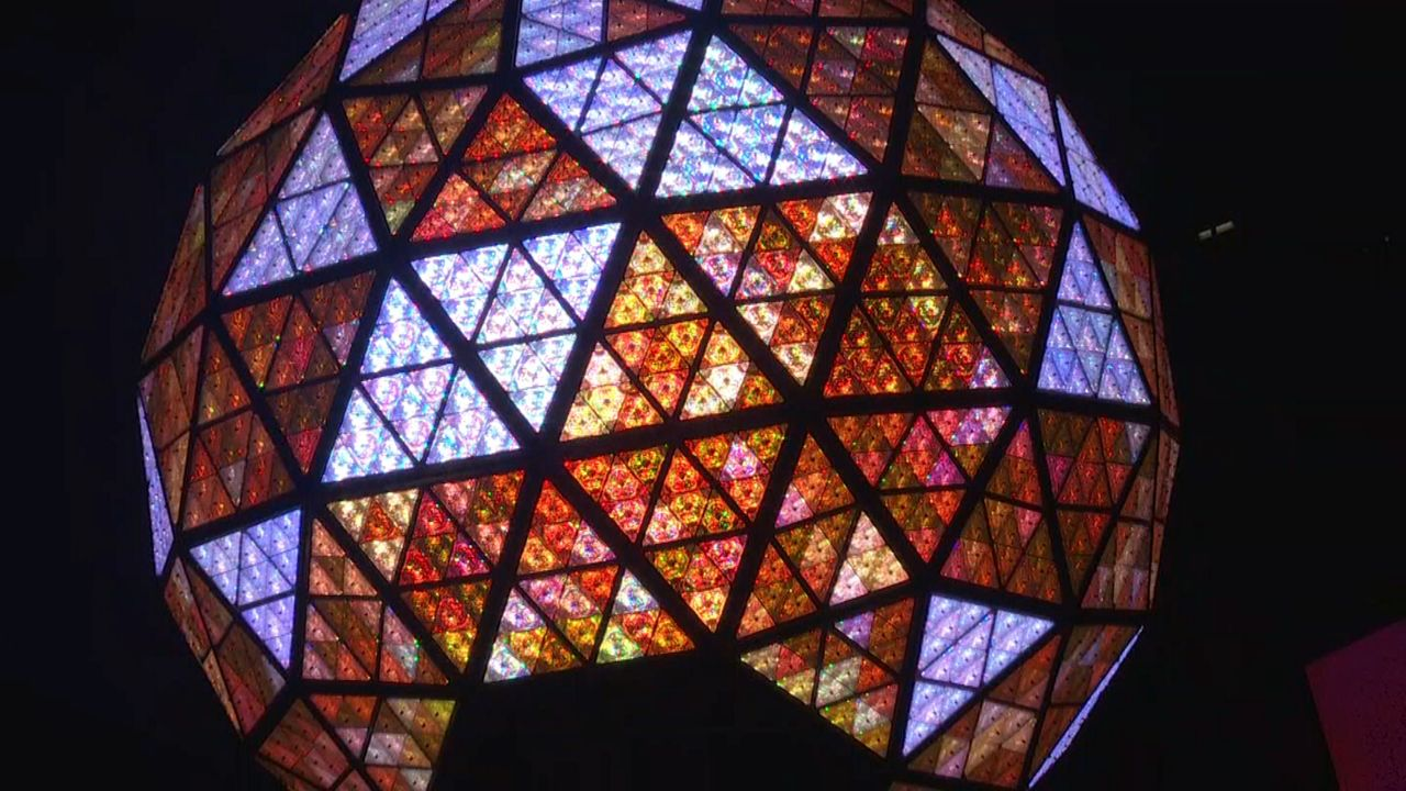1ca74bc50a73b Times Square New Year's Eve Crystal Ball Gets a Harmonious Makeover