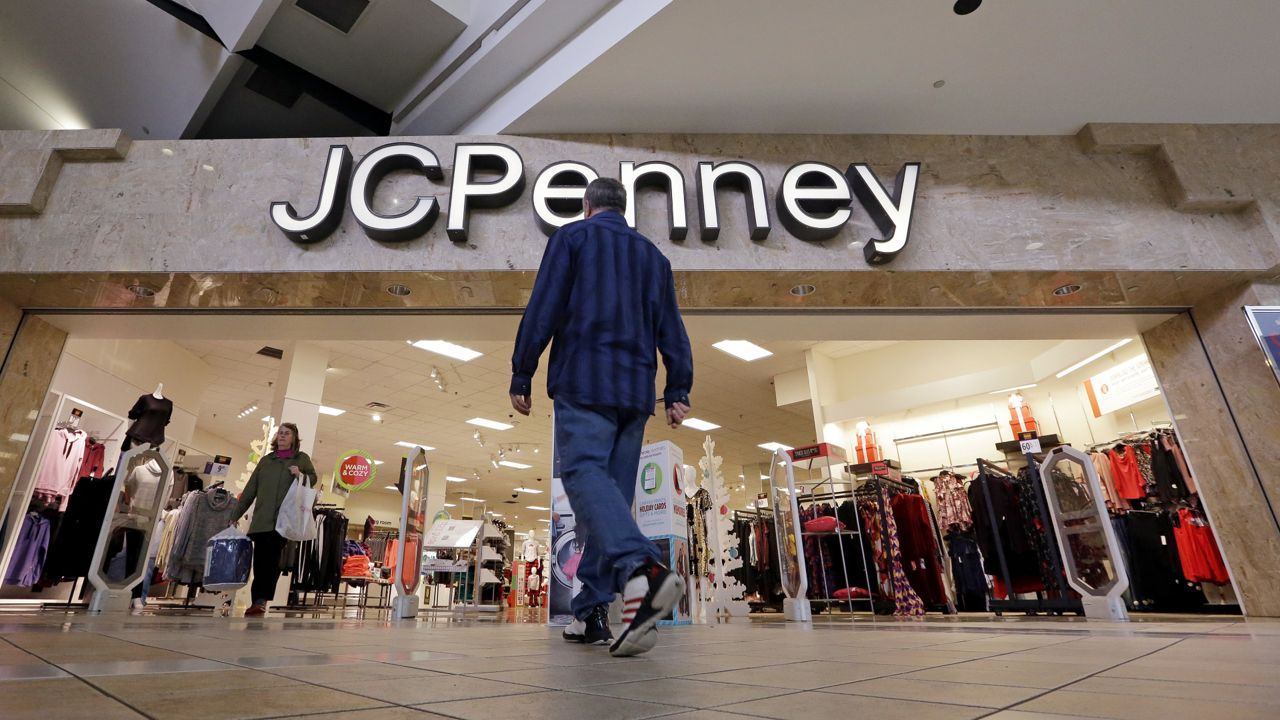 J.C. Penney Sees Bankruptcy Protection Exit by Christmas