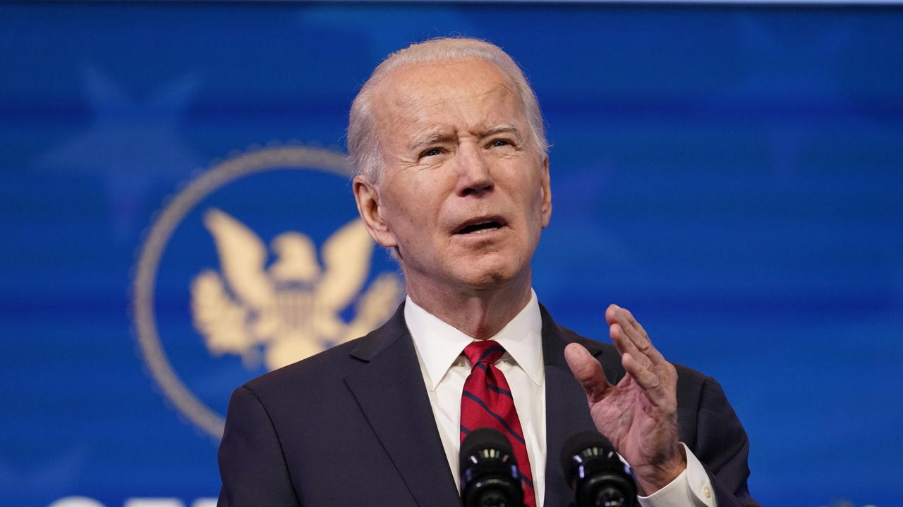 Biden Lays Out Ambitious Vaccination Push: