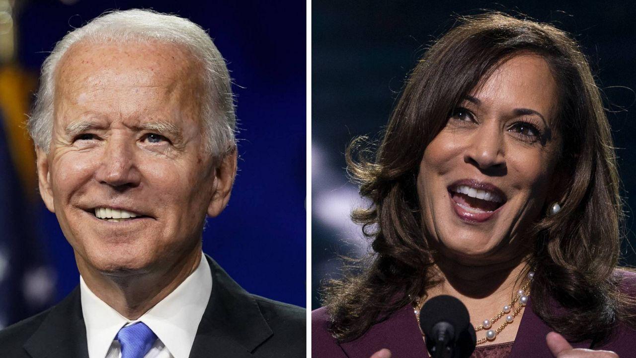 Joe Biden, Kamala Harris React To Night 2 Of The RNC