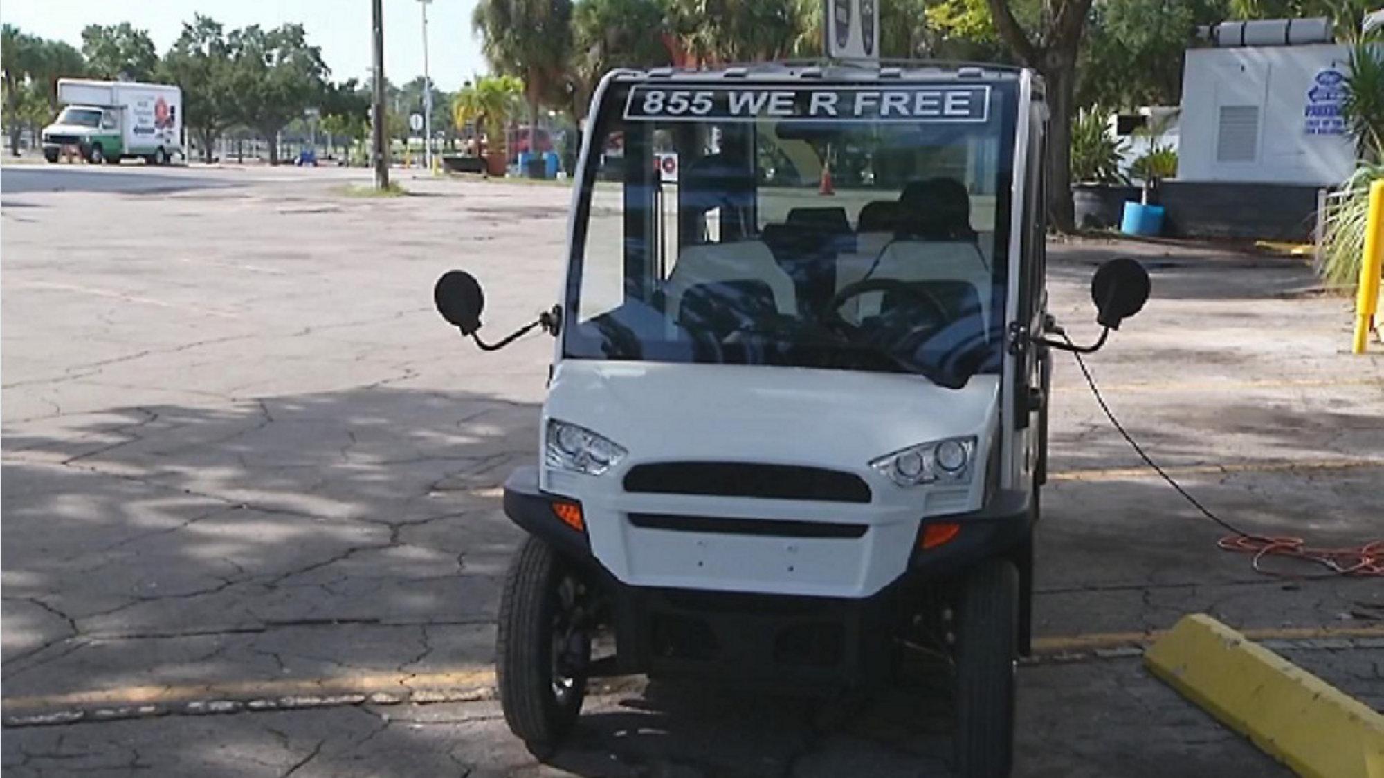Rideshare Service Nickel Ride Shutting Down In St  Pete