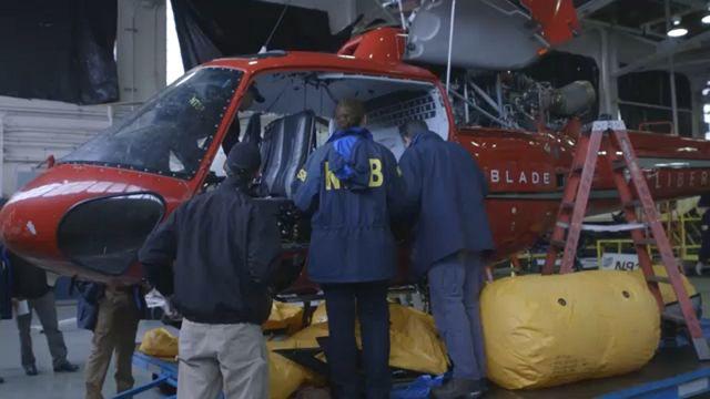 Wreckage now focus of deadly East River chopper crash probe