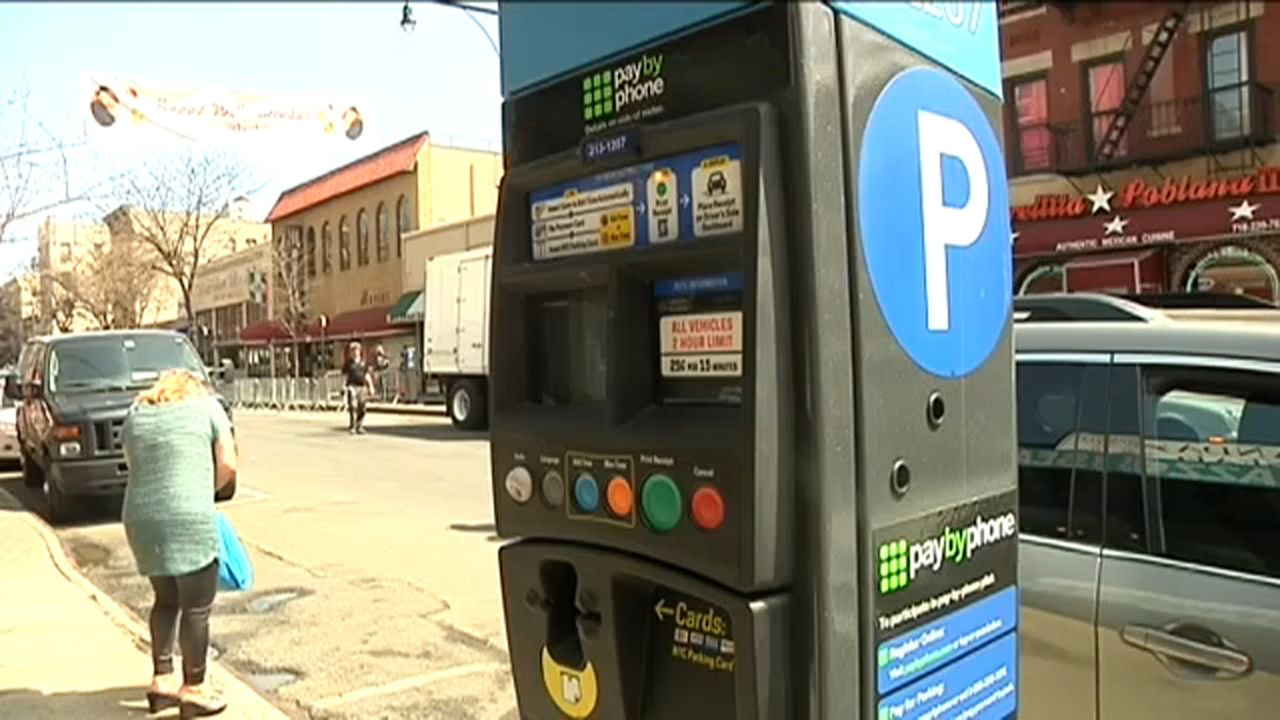 Parking in New York City could soon get pricier